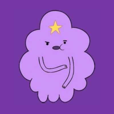over reaction lumpy space princess
