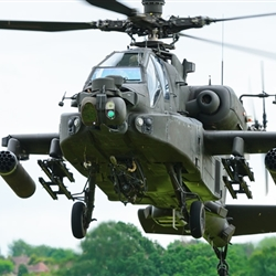 Apache Helicopter 321