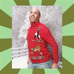 UGLY SWEATER MAN
