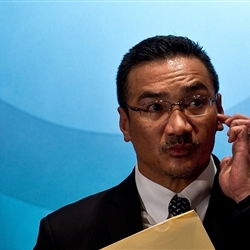 CONFUSED MALAYSIAN MINISTER