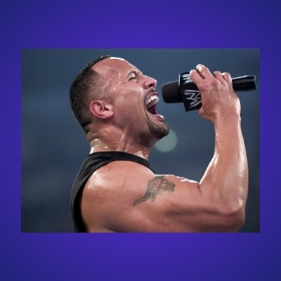 The Rock Catchphrase