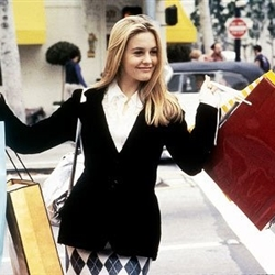 Clueless Shopping Spree