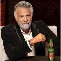 I don't always guy meme