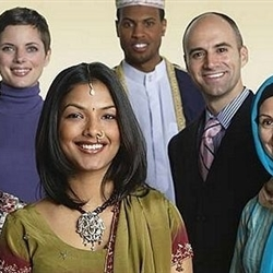 Multi ethnic group