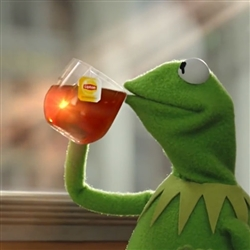 You're walking around town dressed like a prostitute.                   But that's none of my business.