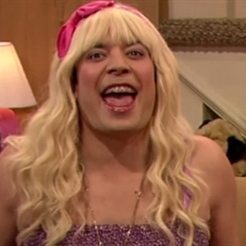 Jimmy Fallon EWWWWW