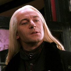 Lucius Malfoy (brave or foolish)