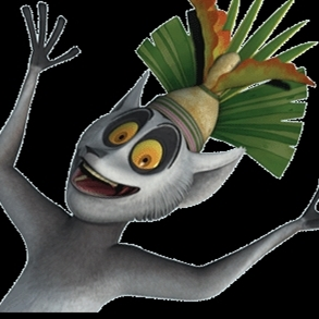 King Julian Madagascar