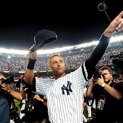 Derek Jeter Retirement