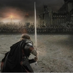 Lord of the Rings Final Battle