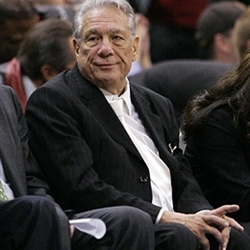 Donald Sterling - L.A. Clippers Owner
