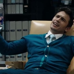 James Franco in the Interview
