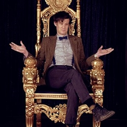 Hipster Doctor Who