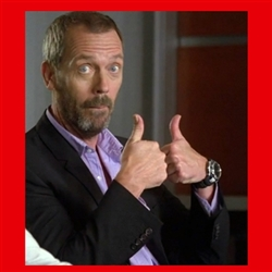 Dr. House approves
