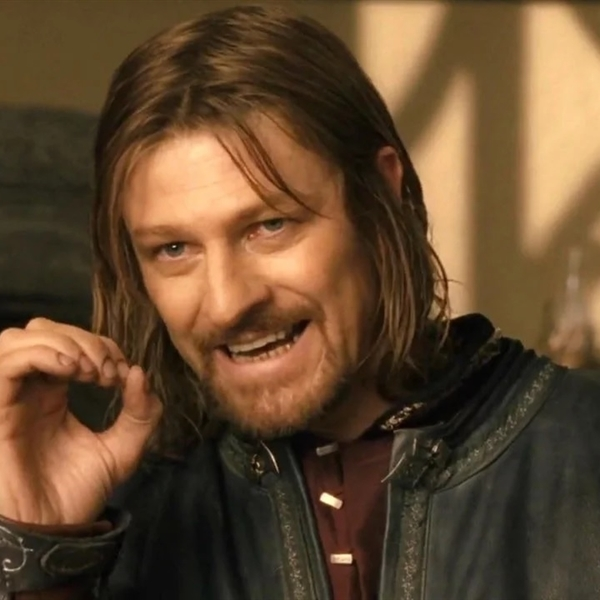 One does not simply HD