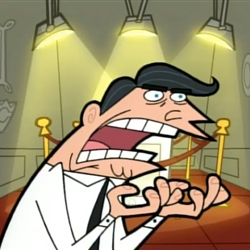 Timmy turner's dad IF I HAD ONE!