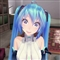 Overly Attached Miku