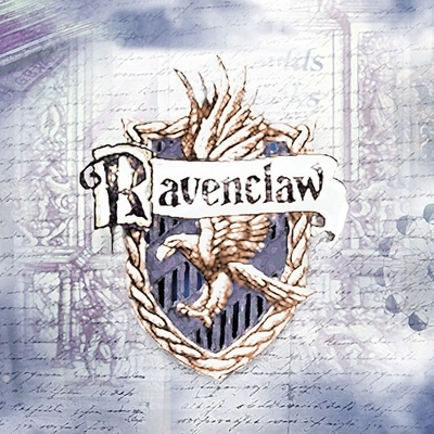 Typical student Ravenclaw
