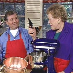 Julia Child hates the French