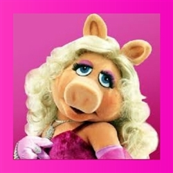 Miss Piggy Says