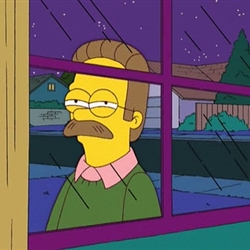 flanders is suspicious