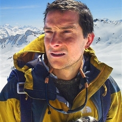 Bear Grylls Loneliness