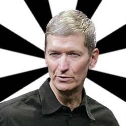 Tim Cook Time