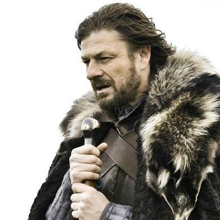 Brace Yourself Winter is Coming.