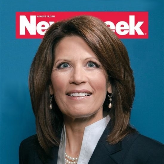 Crazy Eyed Michelle Bachmann