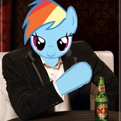 The Most Interesting Pony in the World
