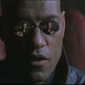 """Morpheus """"what if I told you"""""""