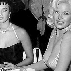 Before plastic surgery, there was still jealousy!