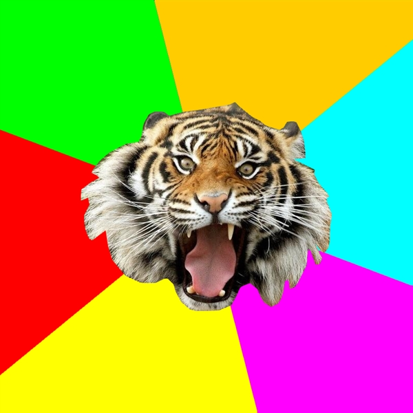 Time Of The Month Tiger