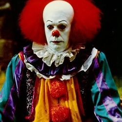 it clown stephen king