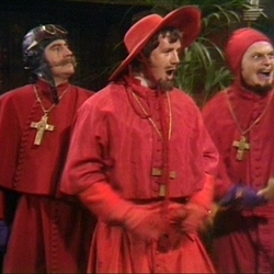 Spanish Inquisitioning