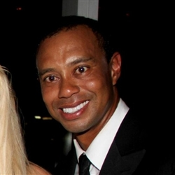 Tiger Woods In Pain