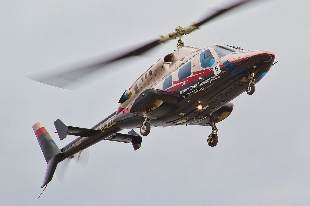 Noisy helicopter