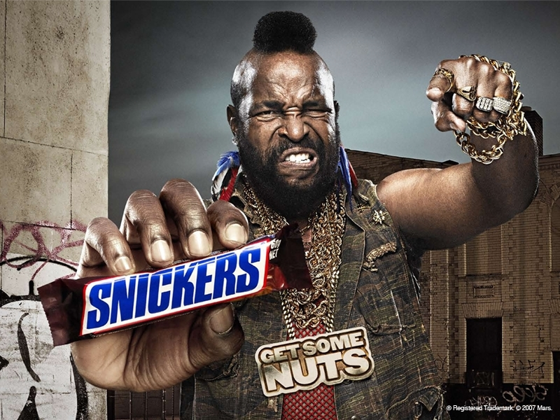 Mr T Snickers
