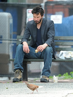 Sad Keanu Lonely