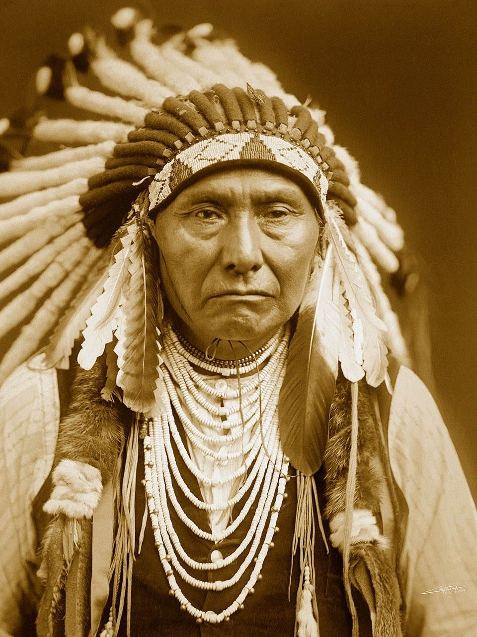 Native American persecuted?!