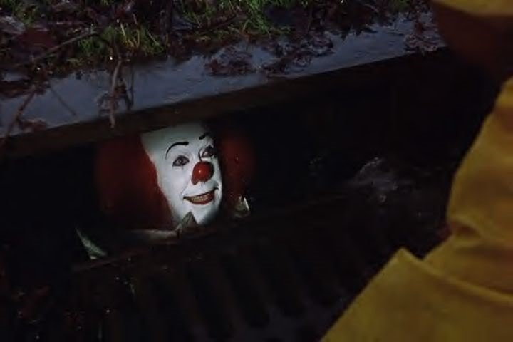Pennywise Sewer