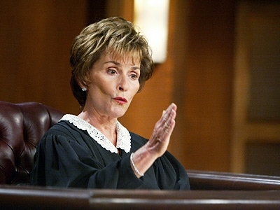 Judge Judy Simple