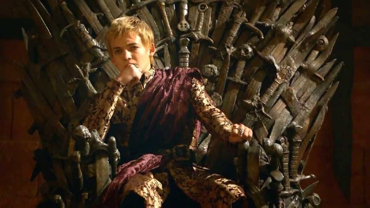 king joffrey baratheon Joffrey and the rest of the royal family take the kingsroad to winterfell after lord jon arryn's death, as king robert i.