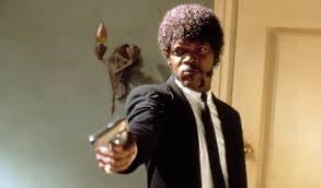 Sam Jackson pulp fiction