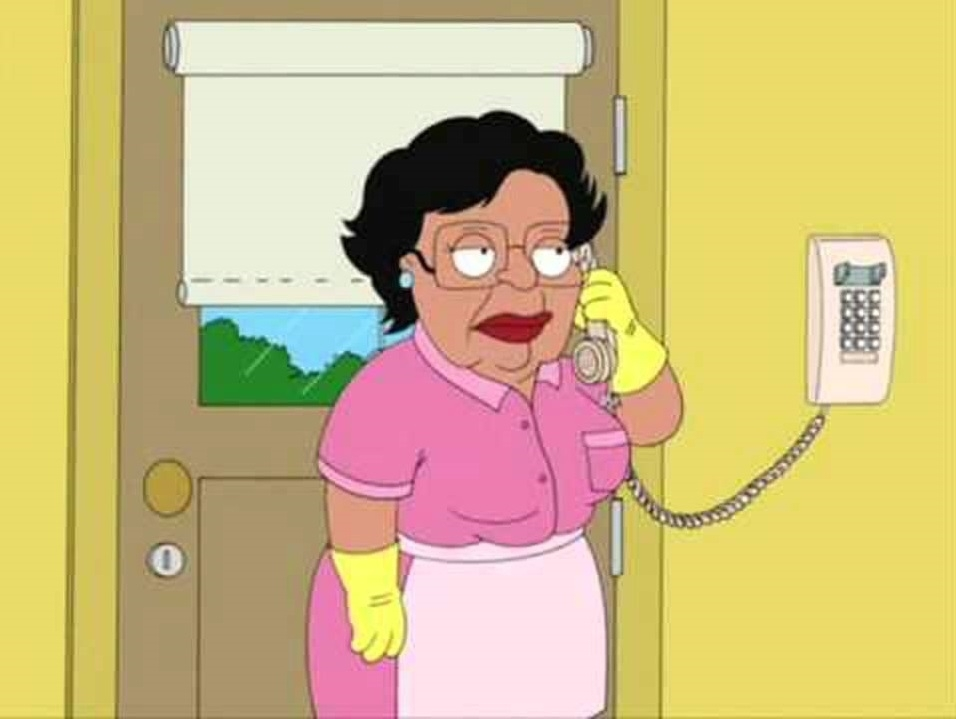Consuela Hello No