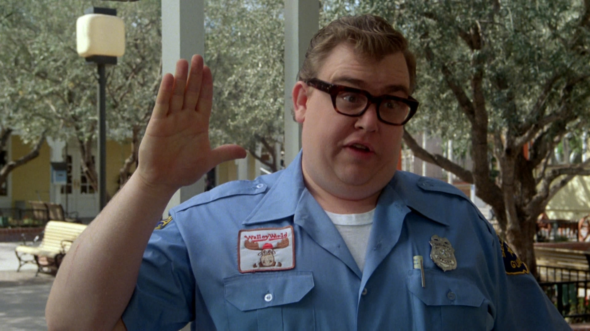 JOHN CANDY VACATION