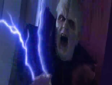 Darth Sidious poweeer!