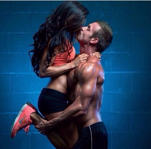 this could be us gym couple