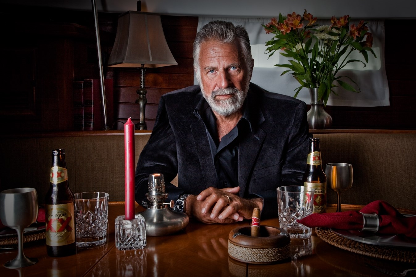 The Most Interesting Man In the World Updated