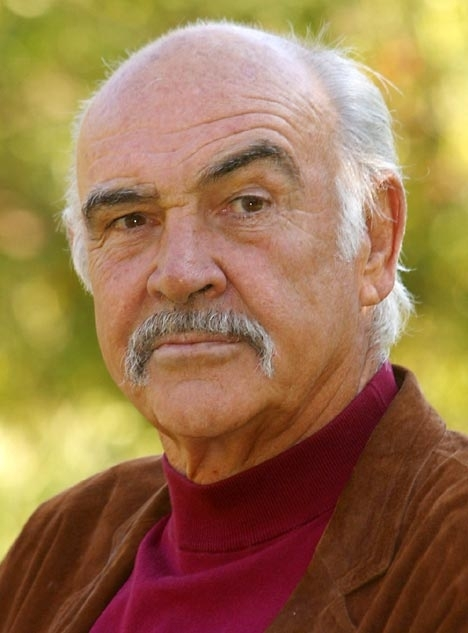 Sean Connery Moustache